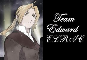 Real Team Edward by PsychoMonkeyShogun