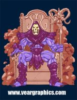 Skeletor by erockalipse