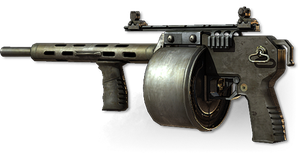 MW3: Striker by FPSRussia123