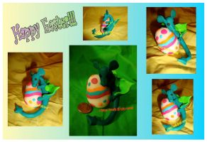 Happy Easter 2011 by CLPennelly