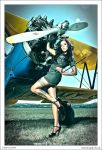 150822 0430 - The Pilot by HePhoto