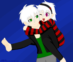Carry Me, Colby by Go-C-A-Doctor