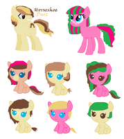FREE ADOPTS by RidingBicycles