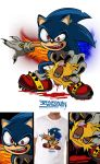 Sonic X by brainwavedesigns