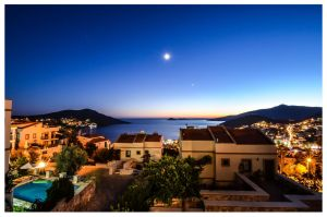 Kalkan Turkey by nicholls34
