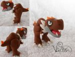 696 Tyrunt by VictorCustomizer