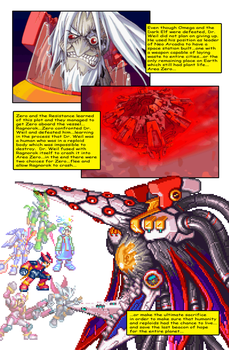 Megaman ZX Issue 1: Page 7 by RadzHedgehog