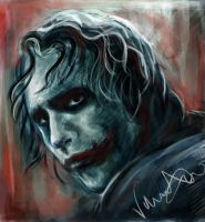 The Joker by vivsters