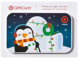 Target GiftCard by Montygog