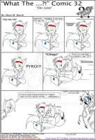 """What The"" Comic 32 by TomBoy-Comics"