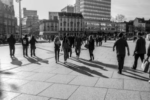 The Square by daliscar