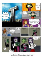 TT comic - Lost pg.1 by Robin-Raven
