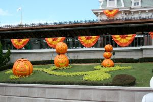 Magic Kingdom Halloween 17 by AreteStock