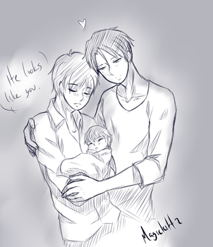 Family: request~ by magickitt