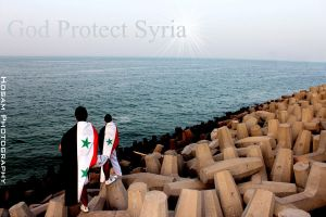 God Protect Syria by Hosam93