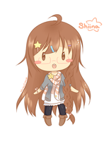 OC~Shiina by mieille
