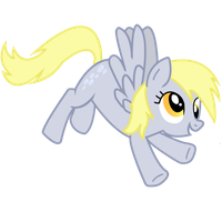 Derpy Vector by LMAOPony