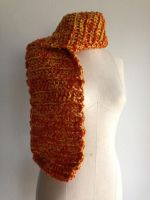 Applejack Medium Chunky Scarf - My Little Pony by Weeaboo-Warehouse
