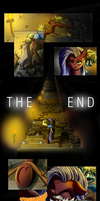 The End by MykeGreywolf