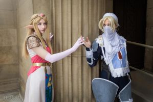 The Two Fates, LOZ cosplay by BanditsSpurs