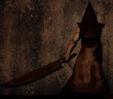 Pyramid Head by Rachaurux