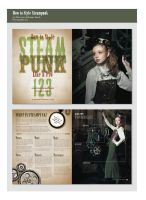 Styling Steampunk by sorairo-days