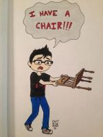 Mark has a chair by OutOfTheAshes95