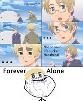 Forever Alone Iggy by ifkittycatscoudfly