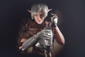 Dragon Age: Fenris by AyaFox