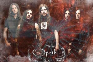 Opeth by kathero3