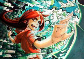 Green Life by PandaMGA
