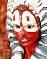 Shaak Ti by theancientofdays