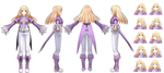 MMDxRWBY OC - Adria Shelley + DOWNLOAD by 3030e