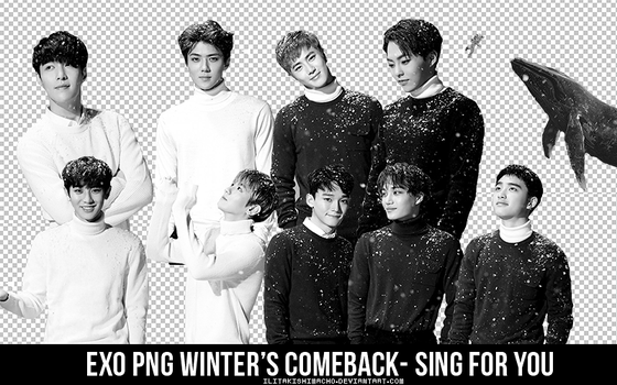 EXO's PNG Comeback Teaser - Sing For You by IliTakishimaCho
