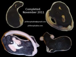 Tag rat sculpt alt. views by philosophyfox