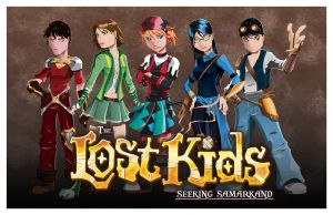Welcome to The Lost Kids Page by FelipeCagno