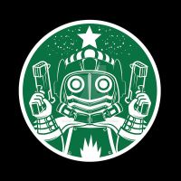 Star-lord Coffee - Guardians of the Galaxy shirt by LavaLampCreative