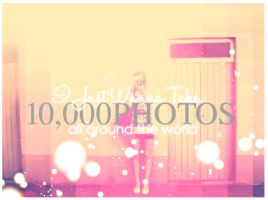 10,000 photos by Cassie-flavor-love