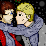 Merry Chritsmas hannigram by laven89