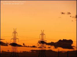 Power Lines by Kevrekidis