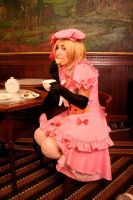 Lambdadelta -Super and Cute Tea Party! by Giacchan