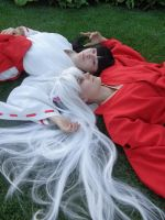Inuyasha cosplay by XPsoul