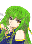 CC - Code Geass Fan Art --- [Art Trade] by TheJazio