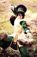 Now - Toph Bei Fong, Avatar by TophWei