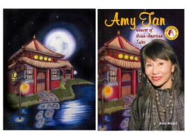 Background art - Amy Tan by Bee-chan