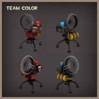 The Defensive Engie Pack by soongpa