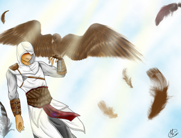 Yo soy Altair... by Talthalra