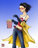 Jubilee. X-Men by bobbyjones