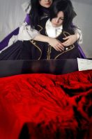 Pandora Hearts Glen and Lacie Cosplay by ann-emerald