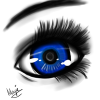 ~Random Eye~ by MayieChii